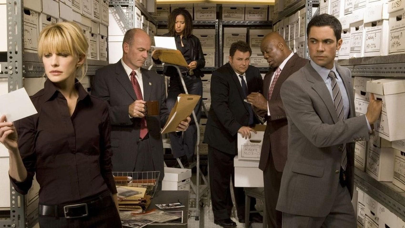 Musique Cold Case : Affaires classées